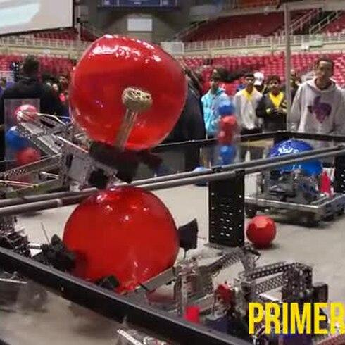Competencia de robótica