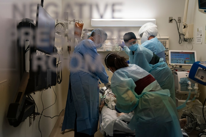 Providence Holy Cross Medical Center en Los Angeles.