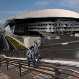 Tokio comienza a prepararse para las Olimpiadas