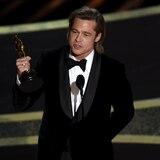 Brad Pitt gana su primer Oscar como actor