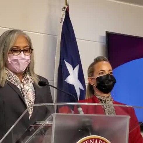 Legisladoras de Proyecto Dignidad demandan al gobernador
