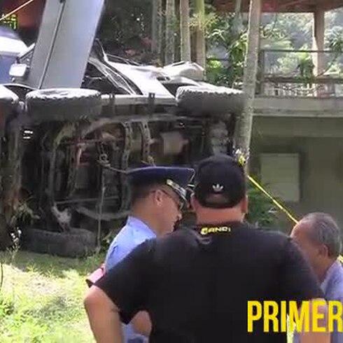 Muere niña de tres años en accidente en Orocovis