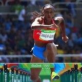 Jasmine Camacho Quinn inicia hoy su ruta hacia la gloria olímpica