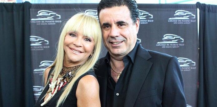 La pareja tuvo una relación de más de 25 años. (Archivo)