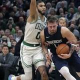Sin freno los Celtics de Boston