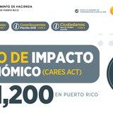 Beneficiarios del PAN y Seguro Social pueden recibir los $1,200 mediante cheque
