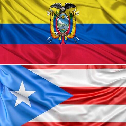 Boricuas sorprendidos por los servicios de luz y blower en Ecuador
