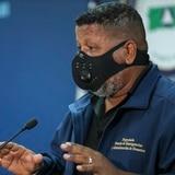 """Nino Correa advierte sobre peligroso oleaje: """"No es momento para pasadías en la playa"""""""