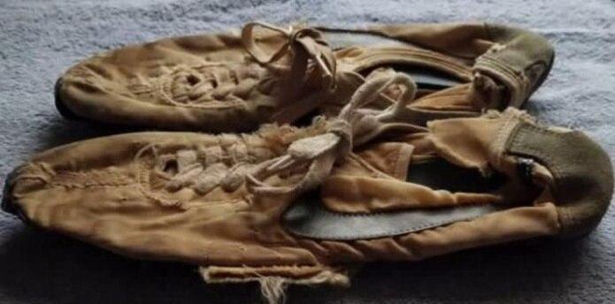 Nike solo fabricó 12 pares. (KTXL-TV)