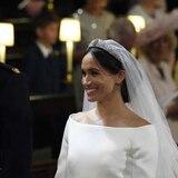 Príncipe Enrique y Meghan Markle se unen en matrimonio