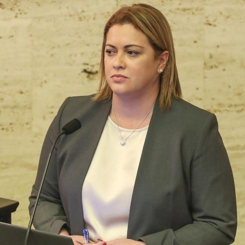 Careo viral por Elba Aponte en la Cámara