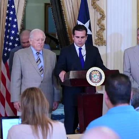 Dos exgobernadores y un expelotero en la Comisión de Igualdad para Puerto Rico