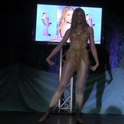 Talent show Miss Universe Puerto Rico 2014: Miss Arecibo