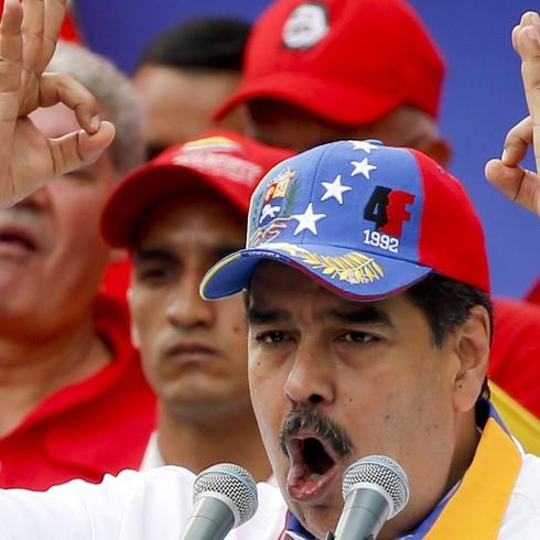 """Dispuesto Nicolás Maduro a """"pasar la página"""" con el nuevo gobierno de Joe Biden"""
