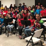 Banda juvenil llevará música a comunidades de Juana Díaz