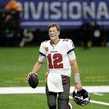 Tom Brady gana otra vez y buscará otro título de conferencia en la NFL
