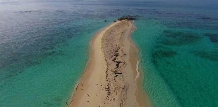 Expertos explicaron que la situación de Palominito se repite en varios cayos de las costas de Puerto Rico. (Suministrada)