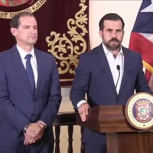 Gobernador pide la renuncia de Raúl Maldonado