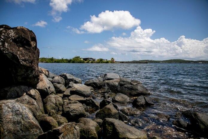Se cree que por esta costa los taínos de otras islas entraban a Puerto Rico.