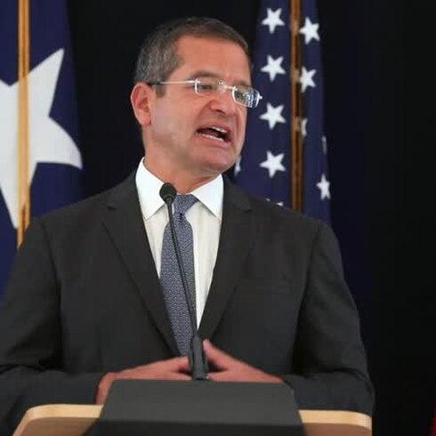 Pedro Pierluisi se expresa sobre contratistas en el gobierno