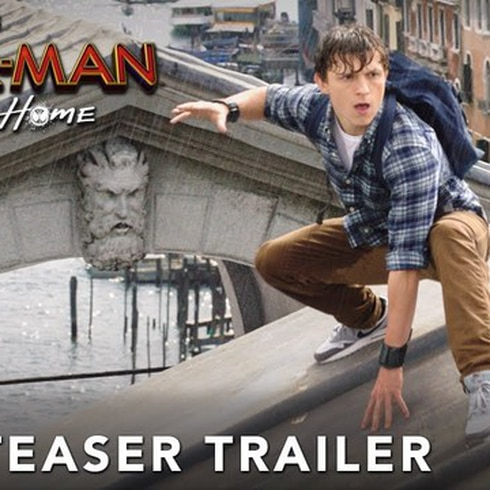 Nuevo tráiler de Spider-Man: Far from Home