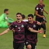 México vence a Canadá y sella su boleto al fútbol de los Juegos Olímpicos de Tokio