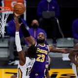 LeBron James y Kevin Durant encabezan los equipos para el Juego de Estrellas de la NBA