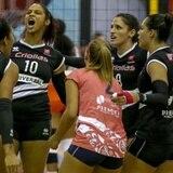 Karina Ocasio y Criollas se roban el tercer juego
