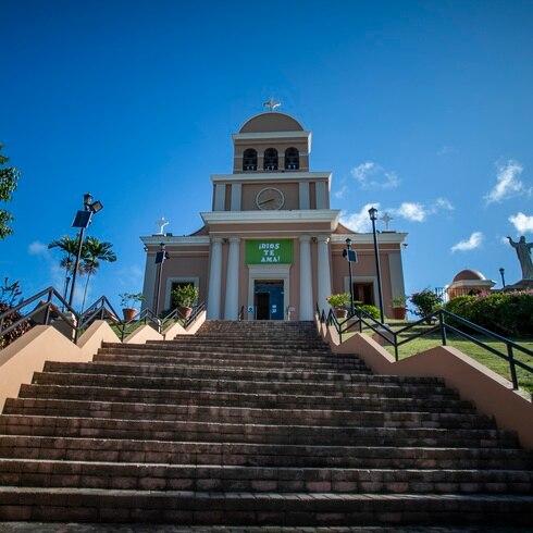 Parroquia Nuestra Señora  de la Monserrate: Monumento histórico de Puerto Rico