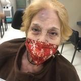 Sandra Zaiter sufre caída en la carretera