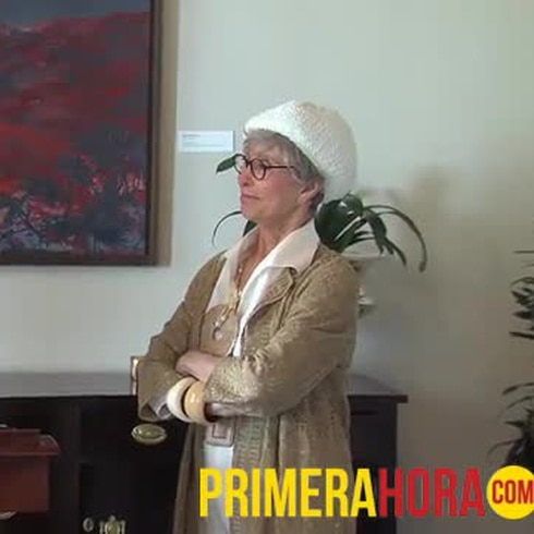 Wilma Pastrana rinde homenaje a Rita Moreno en Fortaleza