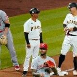 Joey Cora fue despedido por los Pirates de Pittsburgh