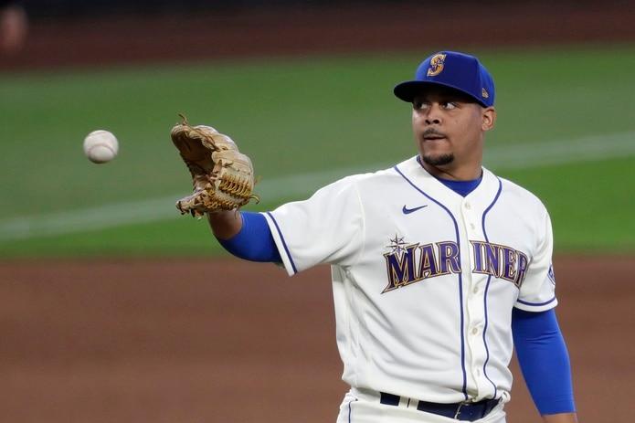 Justus Sheffield no cedió bases por bolas en su labor de seis entradas del domingo, en la que realizó 91 lanzamientos.
