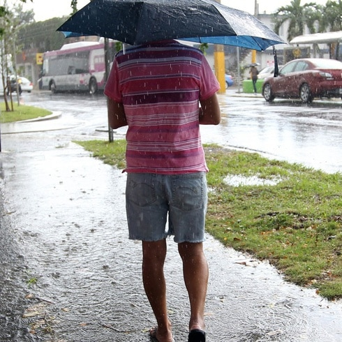 La hora del tiempo: sigue la lluvia hoy