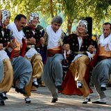 Fiesta cultural en el Puerto Rico International Folk Fest