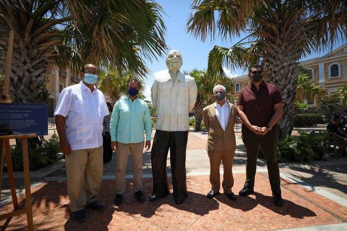 El líder municipal puntualizó además sobre el legado de Alegría, en especial la fundación del Instituto de Cultura Puertorriqueña, que ha sido responsable de preservar y defender nuestra cultura e historia.