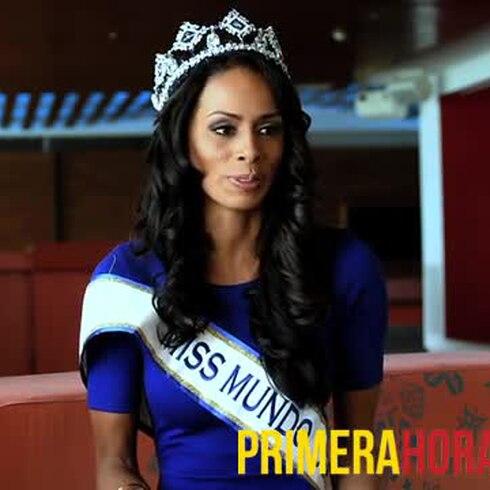 Conoce la nueva Miss Mundo PR 2014