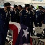 Agente Erasmo García Torres recibe ascenso póstumo al rango de sargento por su heroísmo