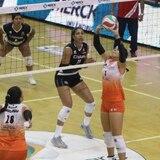 Andrea Rangel y las Changas se llevan el primer juego de la final