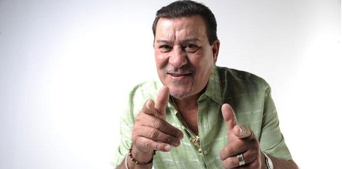 Tito Rojas se siente bendecido de que la música le ha permitido mantenerse activo en el extranjero. (Archivo)
