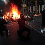 París también se tira a las calles en contra del racismo y el abuso policial