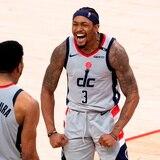 Beal y Westbrook evitan una barrida y logran el primer triunfo de los Wizards ante los Sixers