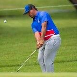 Rafa Campos hace historia para el golf boricua