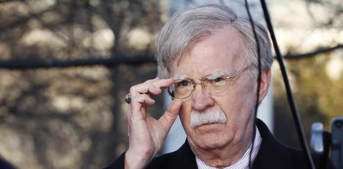 John Bolton, asesor de seguridad nacional de la Casa Blanca, (AP / Jacquelyn Martin)