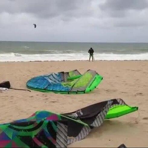 Florida ya siente a Matthew en la costa