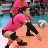 Génesis Collazo llega acuerdo para debutar en el voleibol europeo jugando en Turquía