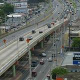 Cierre parcial del viaducto de Mayagüez
