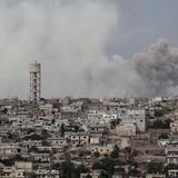 Ataque aéreo contra un mercado deja 16 muertos en Siria