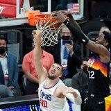 Espectacular triunfo de los Suns para tomar el comando 2-0 sobre los Clippers