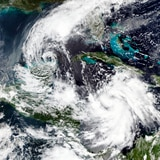 Nueva depresión tropical en el Caribe